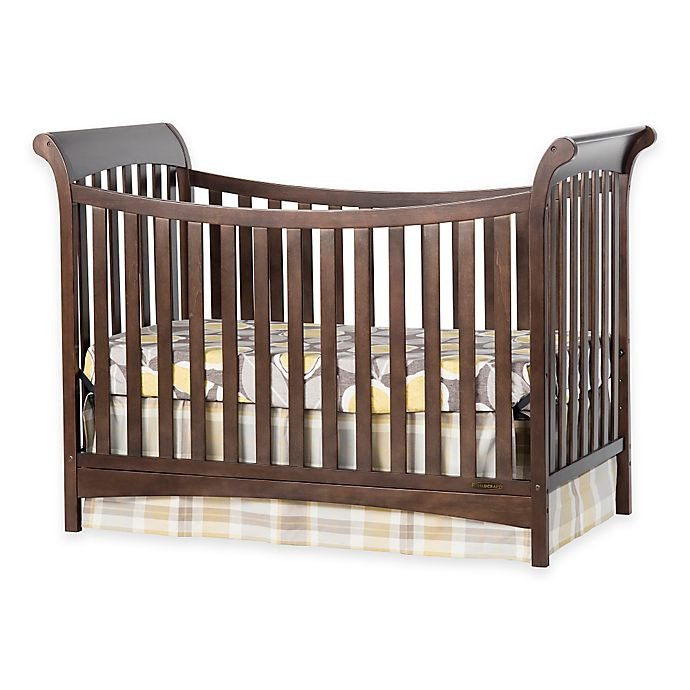 Child Craft Coventry Crib  Child Craft™ Coventry 3 in 1 Convertible Crib in Slate