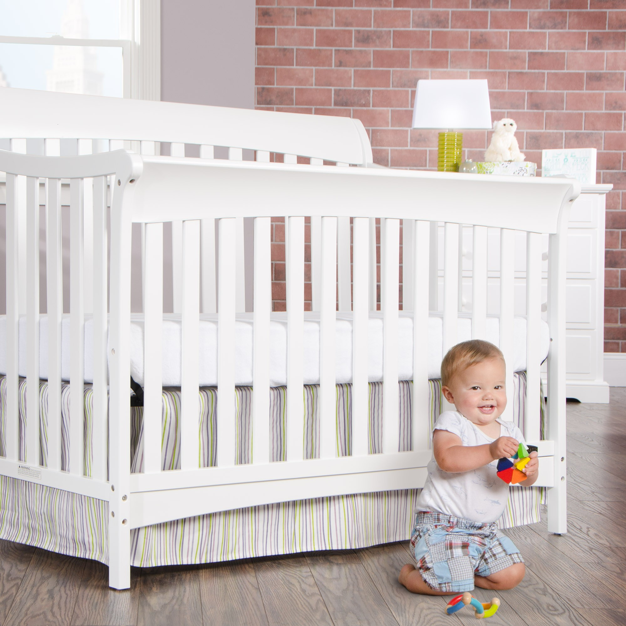 Child Craft Coventry Crib  Coventry Full Size 4 in 1 Convertible Child Craft Crib
