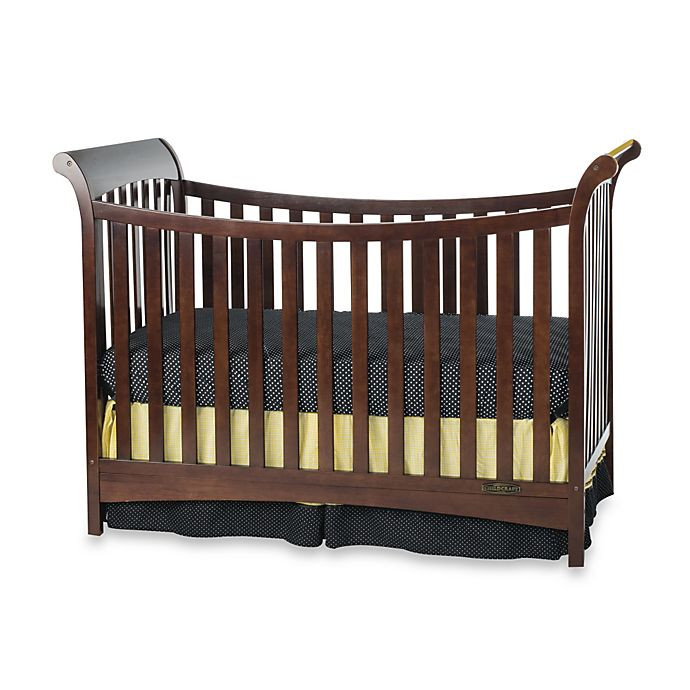 Child Craft Coventry Crib  Child Craft™ Coventry Traditional 3 in 1 Convertible