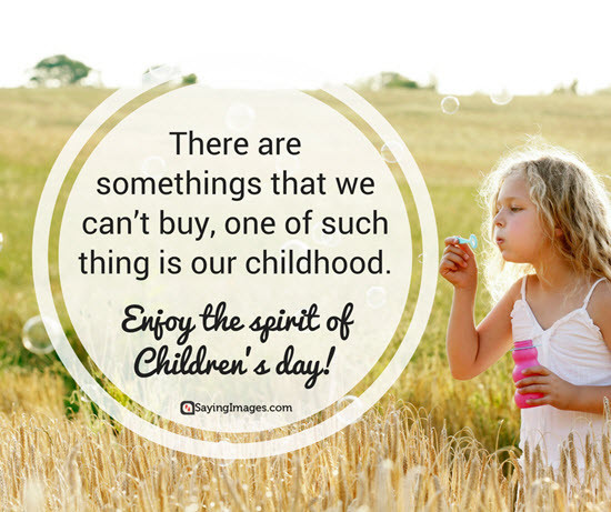 Child Happy Quotes  Happy Children s Day Quotes Wishes Messages &
