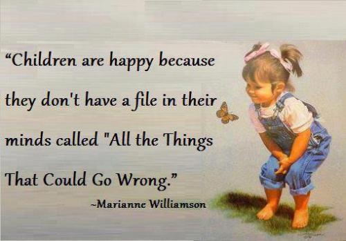 Child Happy Quotes  Children are happy because … quote