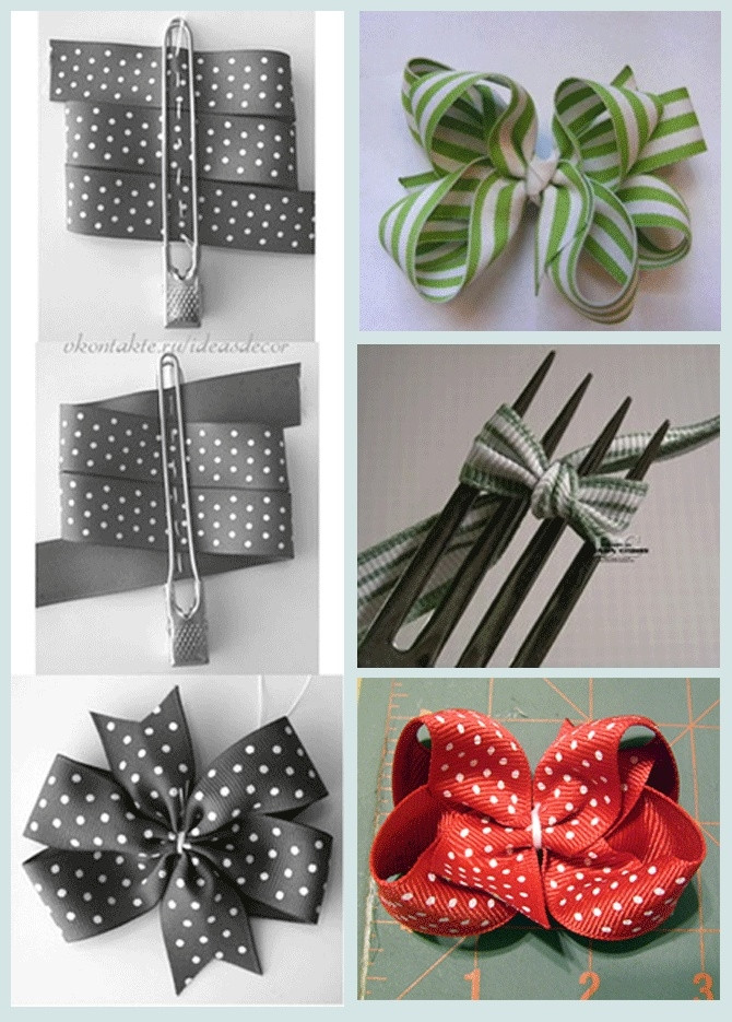 Christmas Bow DIY  Easy DIY Bow s and for