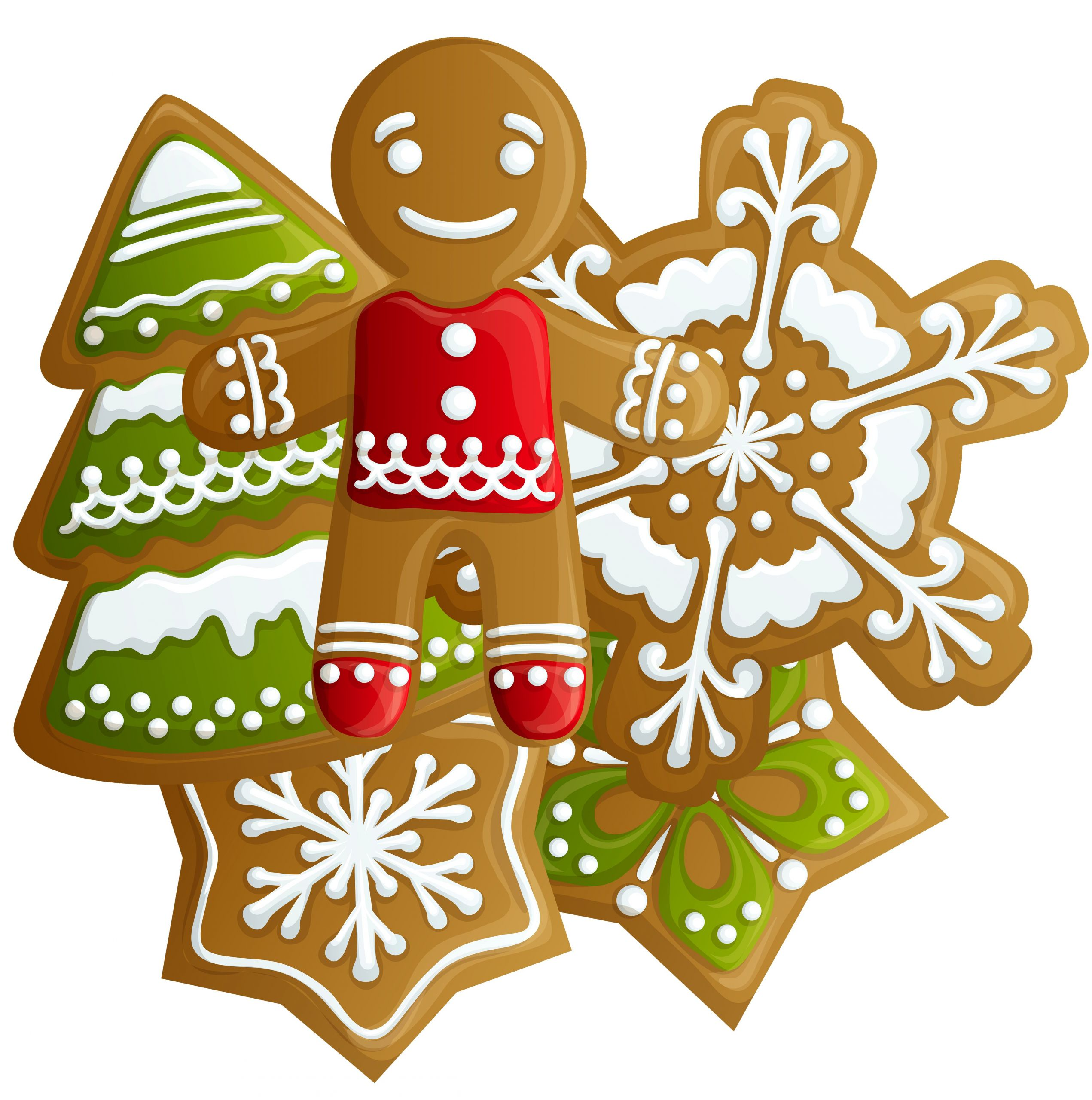 Christmas Cookies Clipart  Clipart Christmas Cookies at GetDrawings