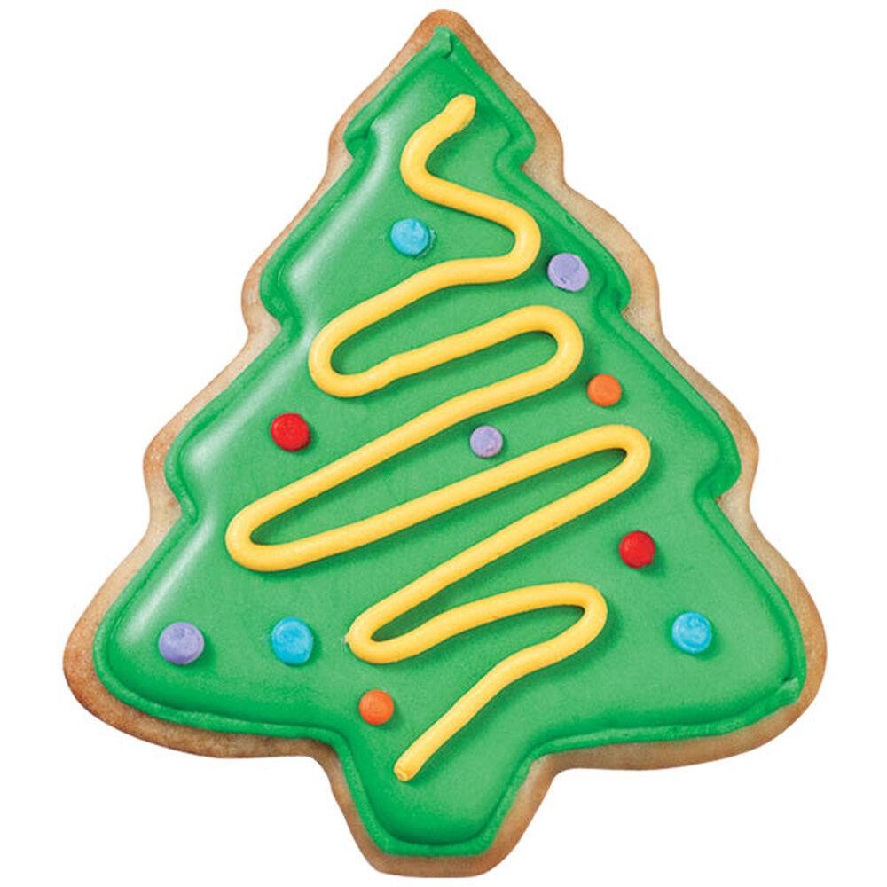 Christmas Cookies Clipart  Christmas Tree Cookies