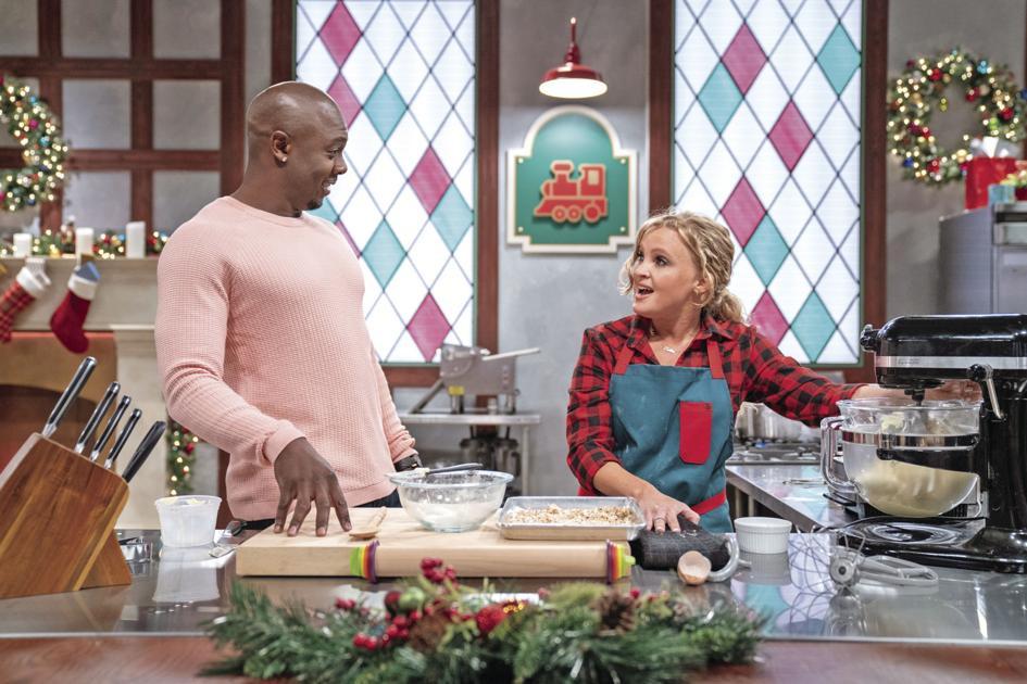 Christmas Cookies Movie 2020  This El Segundo baker is making waves on Food Network s