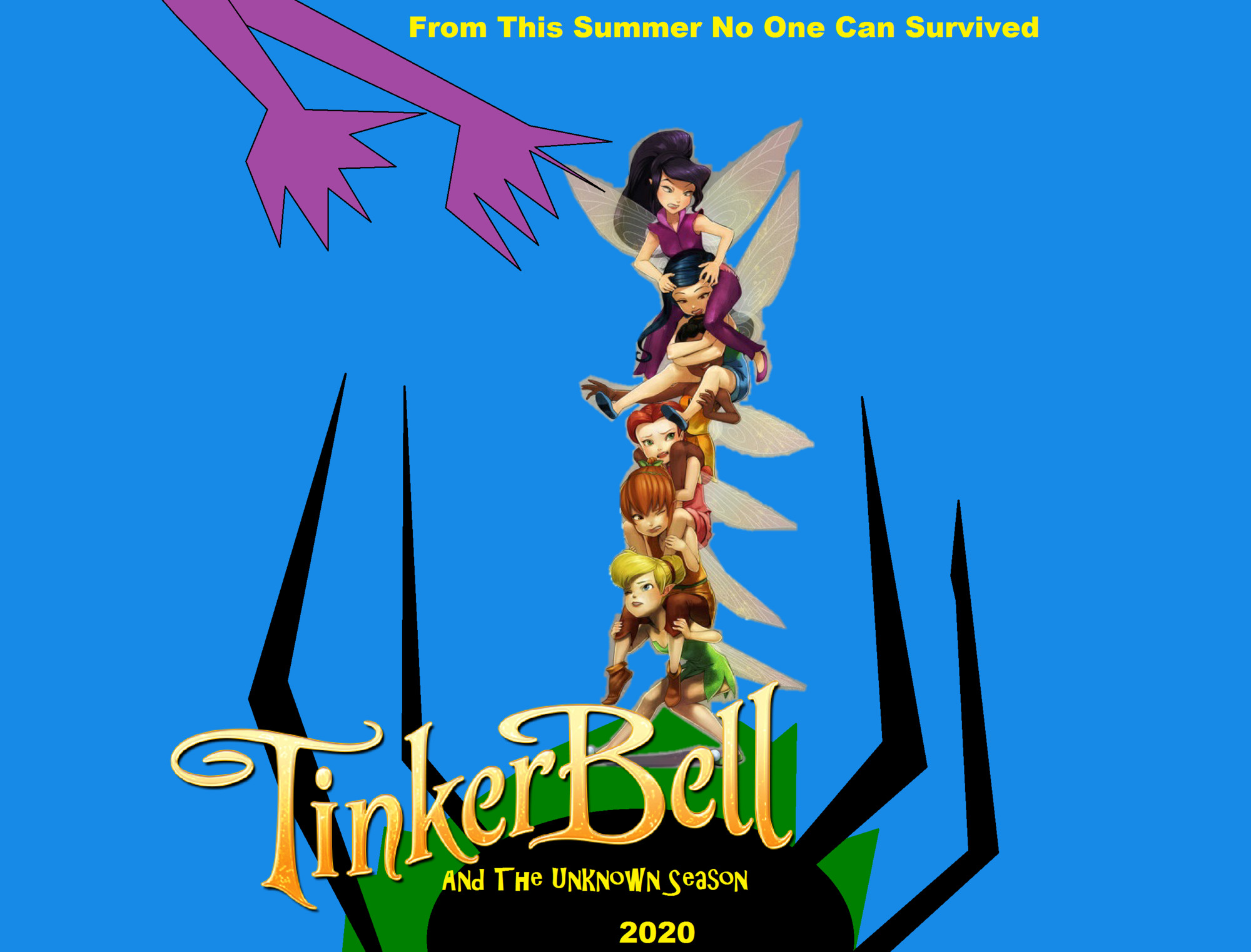 Christmas Cookies Movie 2020  Tinker Bell And The Unknown Season 2020