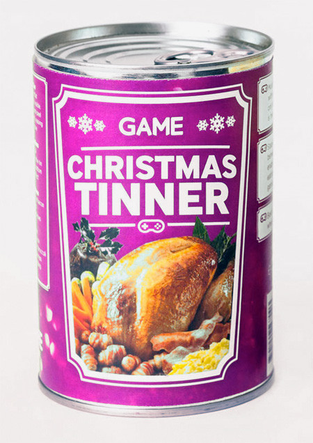 Christmas Dinner In A Can  Christmas Dinner in a Can