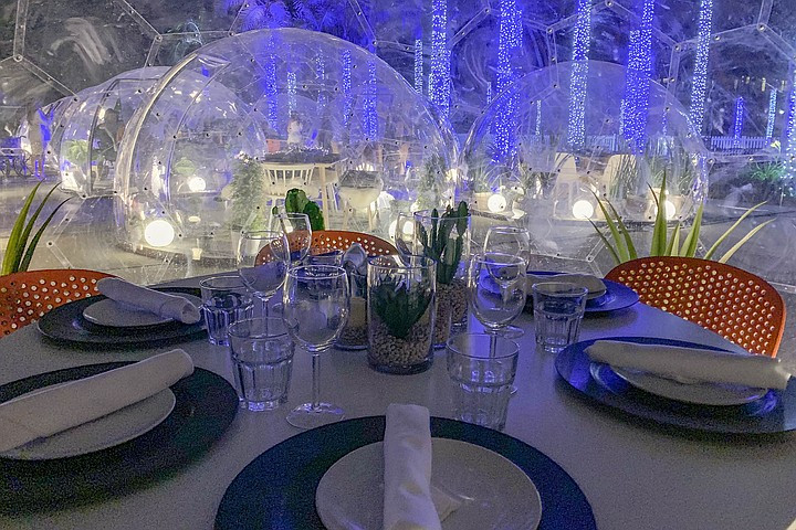 Christmas Dinner San Diego 2020  Dinner With a View brings circus dining to San Diego