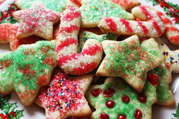 Christmas Sugar Cookies Recipe  Healthier Christmas Sugar Cookies Jenny Can Cook