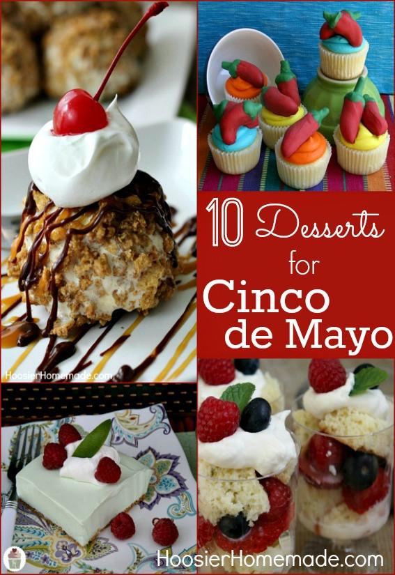 Cinco De Mayo Dessert Recipes  Cinco de Mayo Desserts