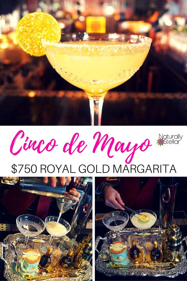Cinco De Mayo Margaritas  Luxe Out Cinco De Mayo With This Posh $750 Margarita