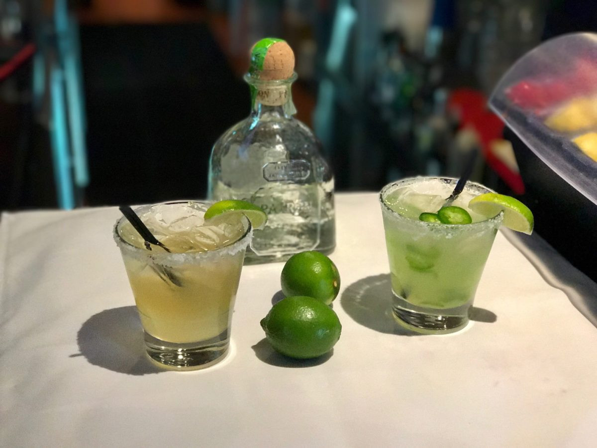 Cinco De Mayo Margaritas  Cinco De Mayo Jalapeno Margaritas Ladera Grill