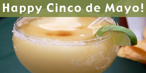 Cinco De Mayo Margaritas  Cinco de Mayo Recipes Celebrate Potato Style