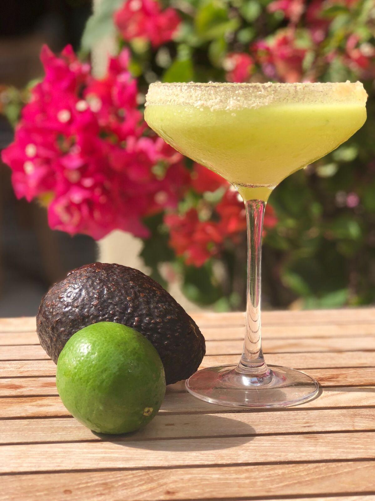 Cinco De Mayo Margaritas  Recipe Celebrate Cinco de Mayo with this spicy avocado