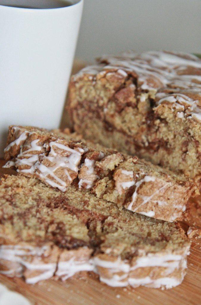 Cinnamon Quick Bread  Cinnamon Sugar Quick Bread Recipe