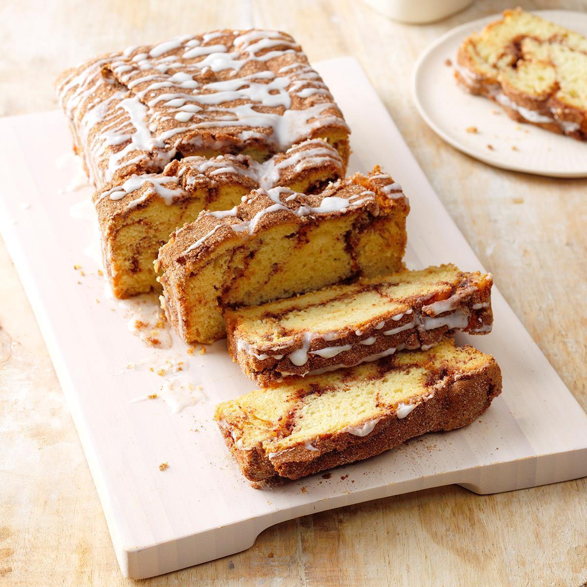 Cinnamon Quick Bread  Cinnamon Swirl Quick Bread Recipe