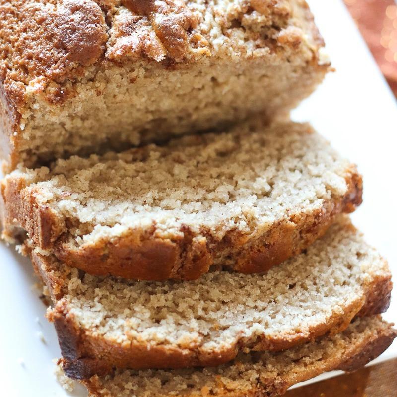 Cinnamon Quick Bread  Cinnamon Swirl Quick Bread Persnickety Plates