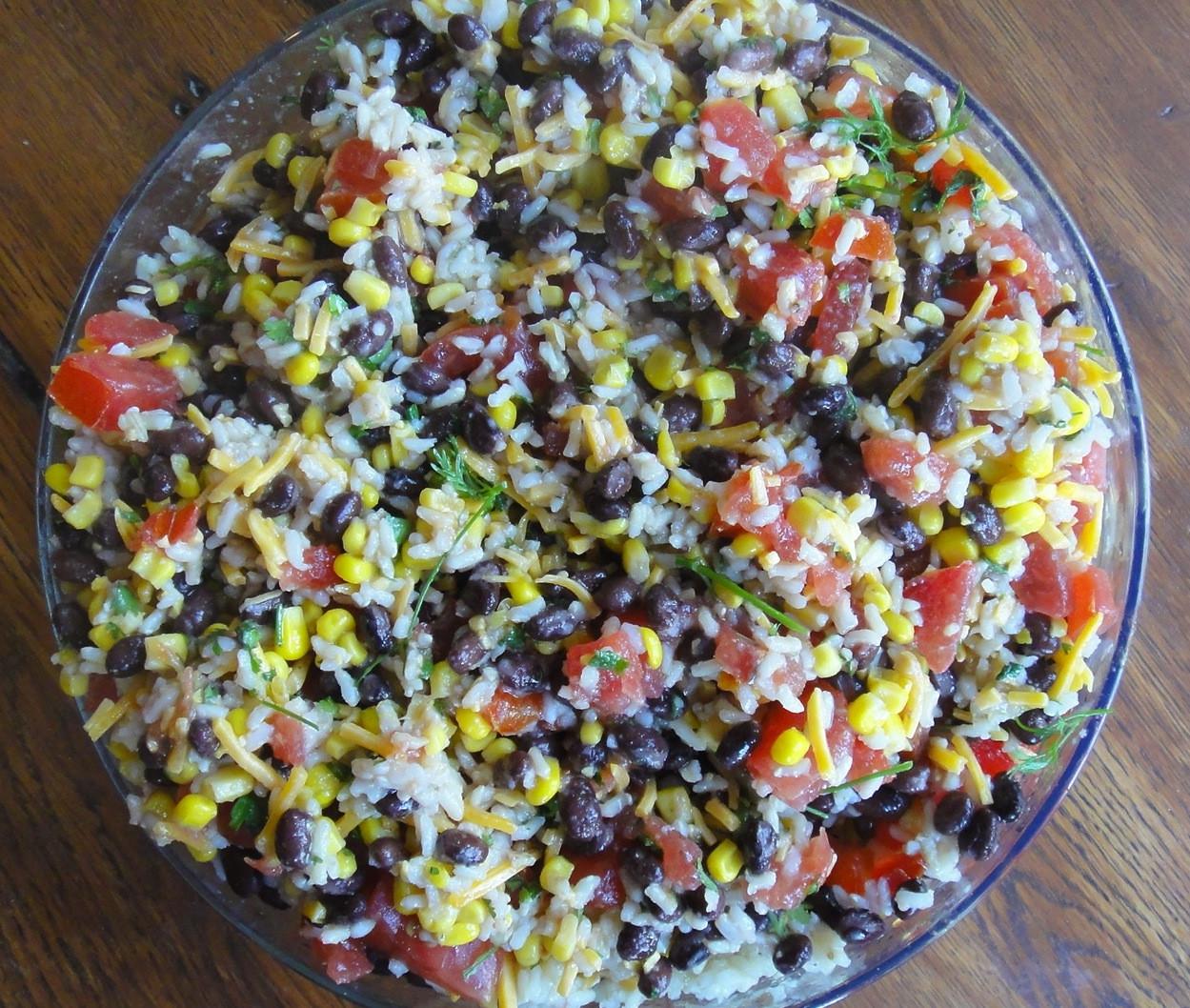 Cold Vegetarian Potluck Recipes  20 Healthy Summer Potluck Recipes