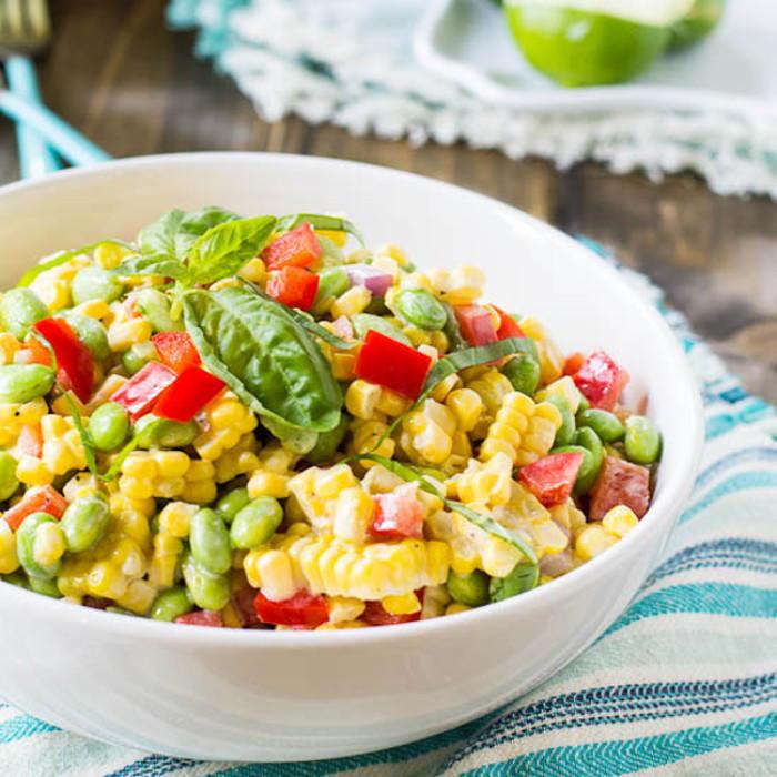 Cold Vegetarian Potluck Recipes  7 Cold Corn Salad Recipes for Your Summer Potluck
