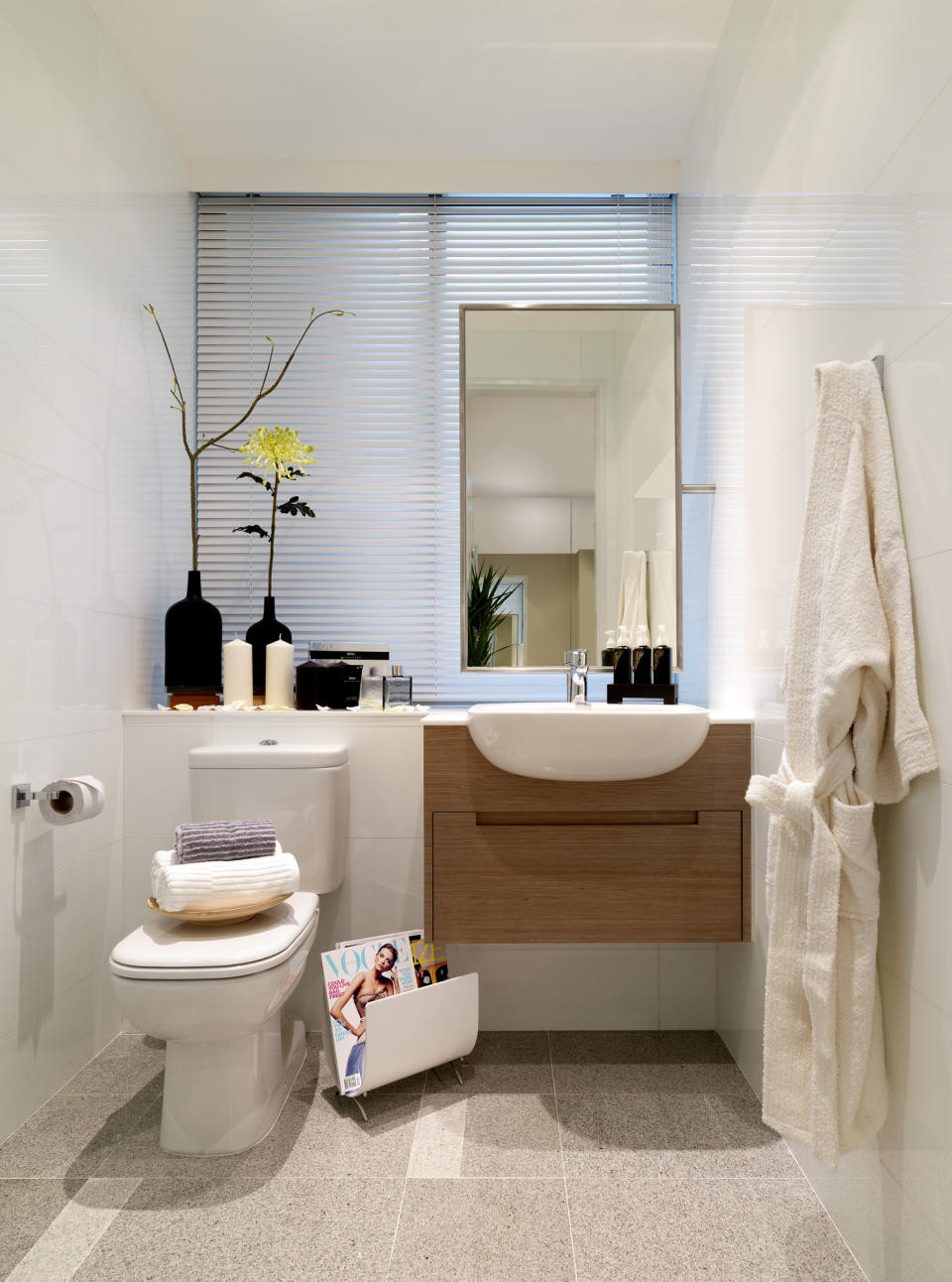 Contemporary Bathroom Design  Simple and Easy Tips for Doing up Your Bathroom