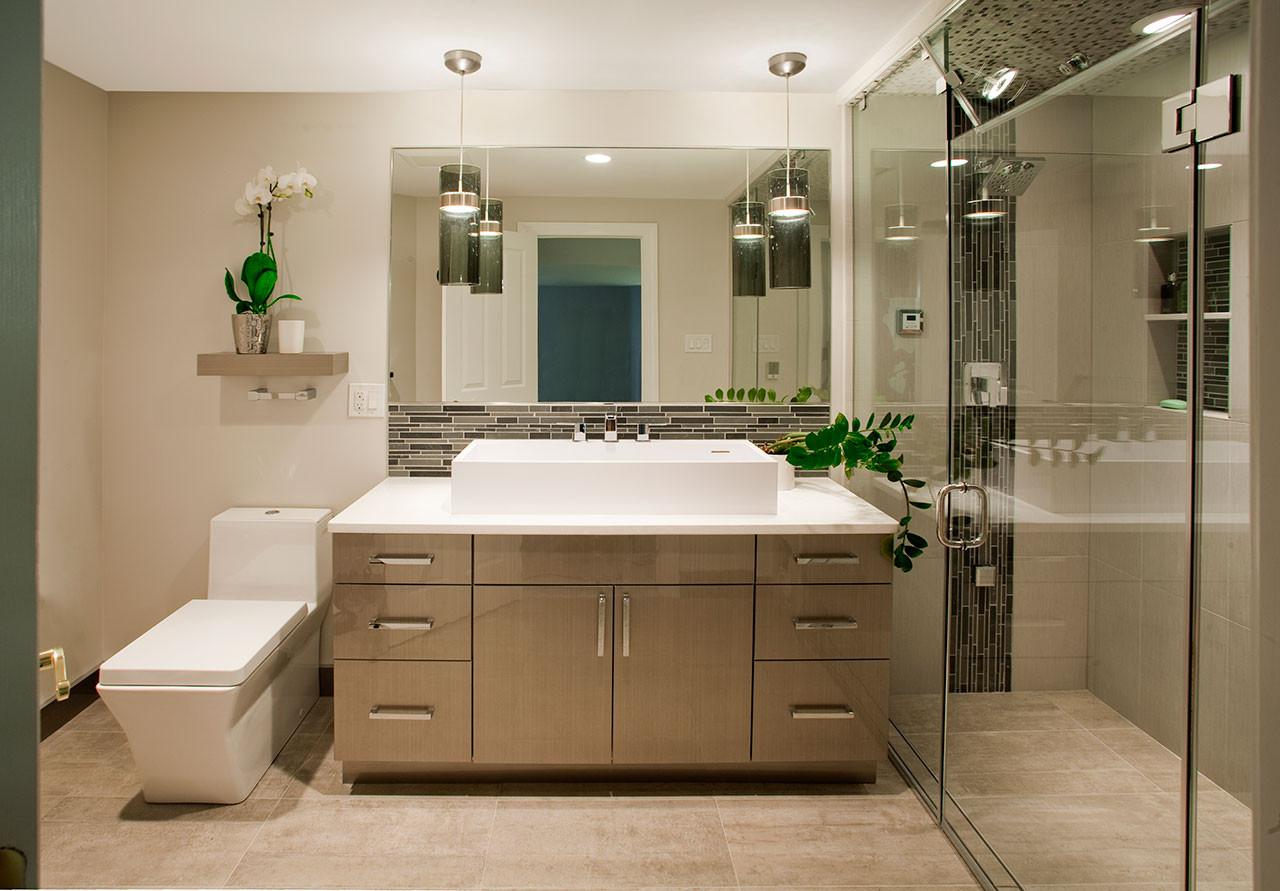Contemporary Bathroom Design  Contemporary Bathrooms Designs & Remodeling