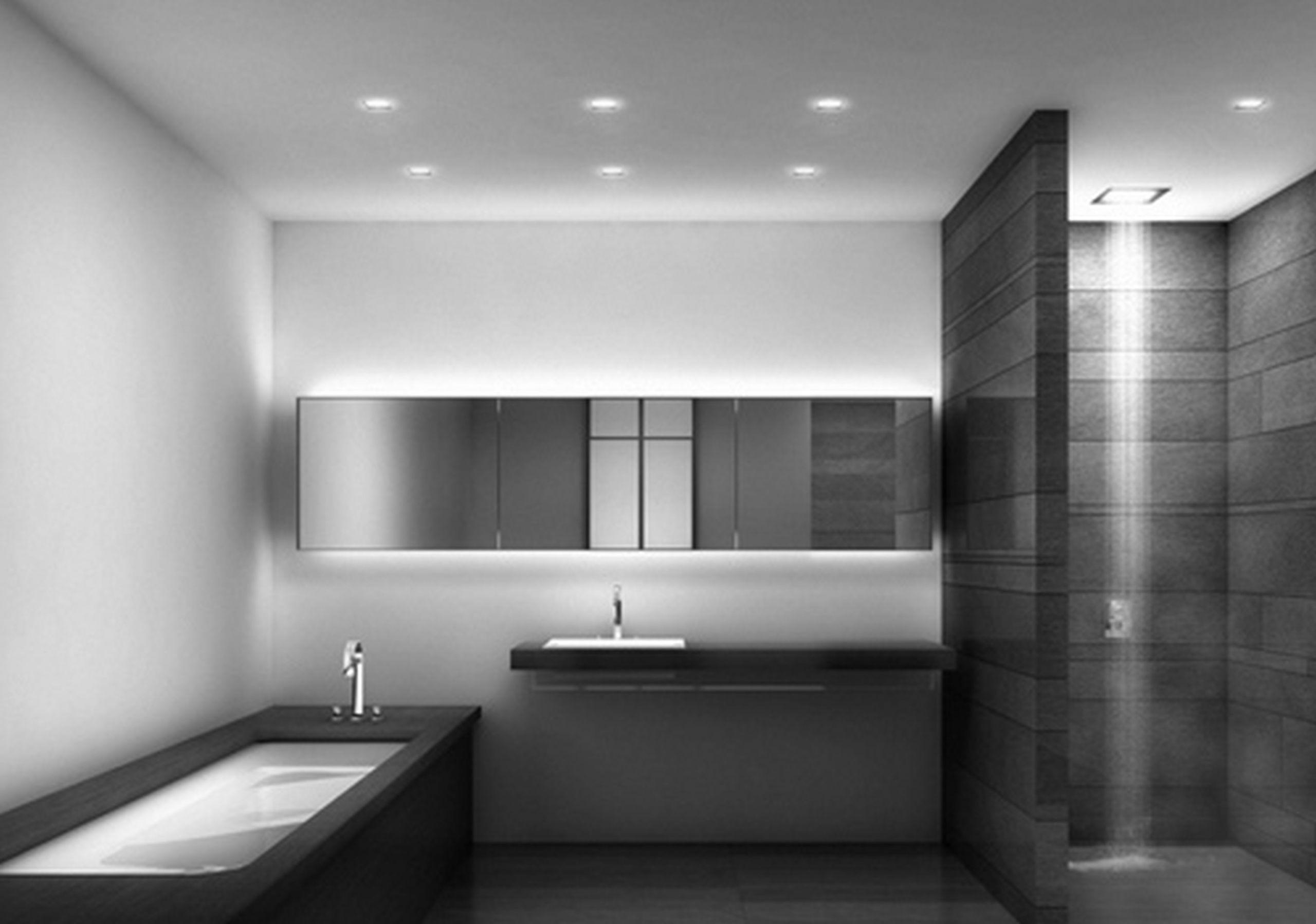 Contemporary Bathroom Design  Trendy And Latest Contemporary Bathroom Designs Interior