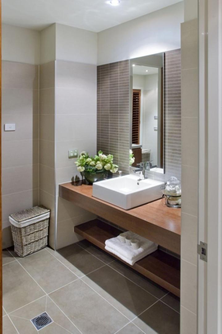 Contemporary Bathroom Design  30 Small Modern Bathroom Ideas – Deshouse
