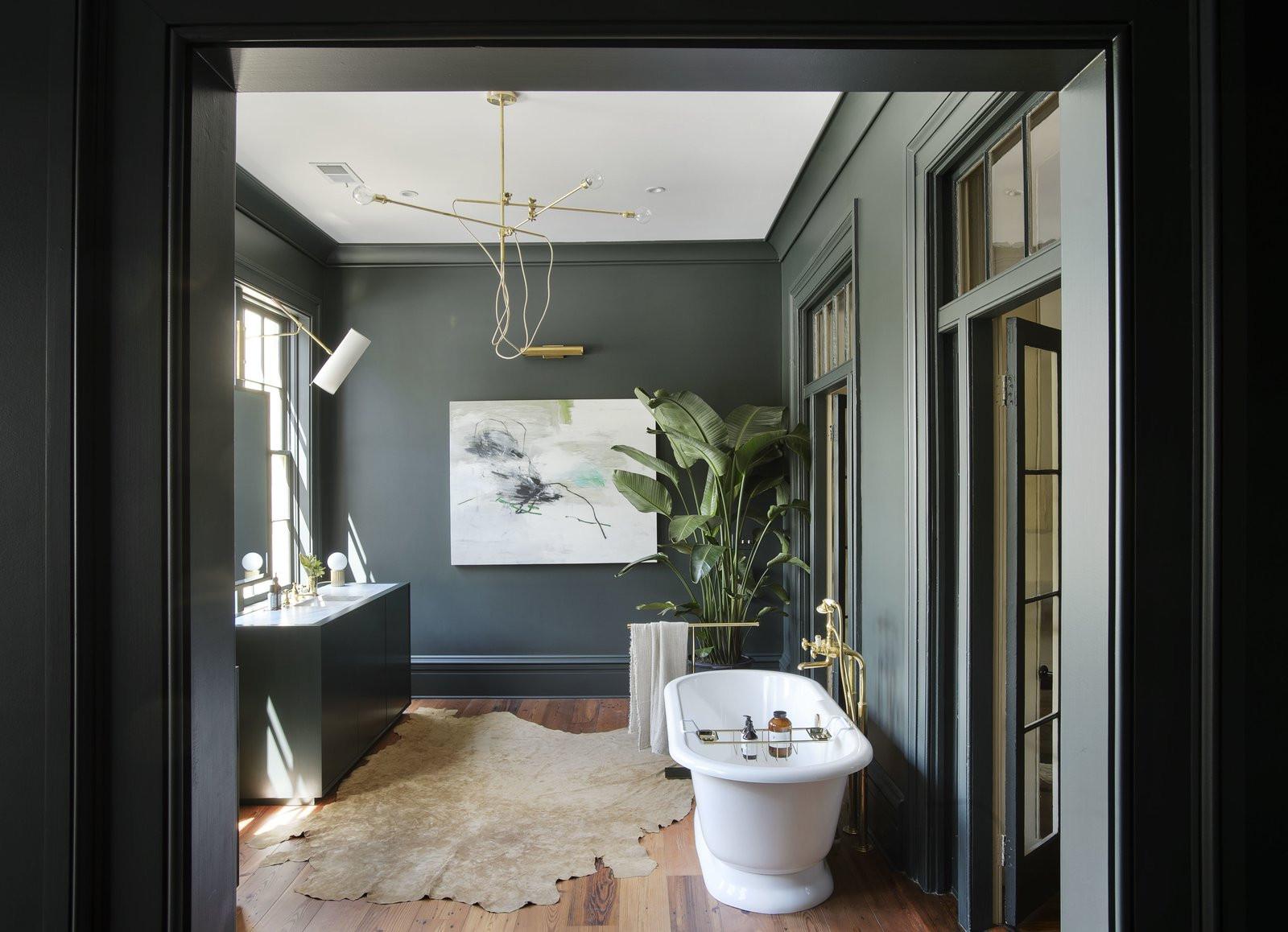 Contemporary Bathroom Design  9 Modern Bathroom Ideas That Go f the Beaten Path Dwell
