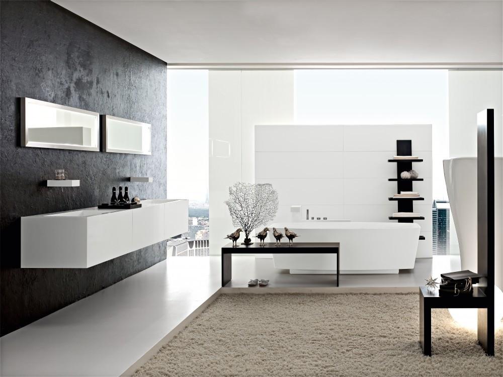 Contemporary Bathroom Design  Ultra Modern Italian Bathroom Design