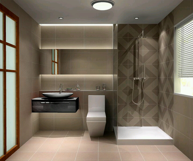 Contemporary Bathroom Design  small modern bathroom design 2017 Grasscloth Wallpaper