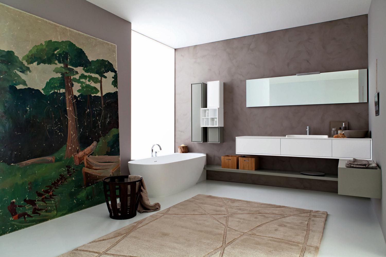 Contemporary Bathroom Design  Libera Modern Bathroom Design