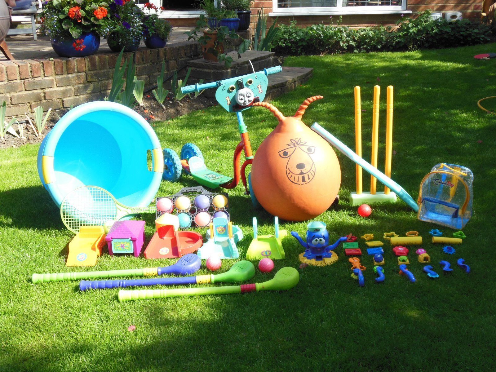 Cool Outdoor Toys For Kids  How to Clean Your Kids' Outdoor Toys • DIY House Decor