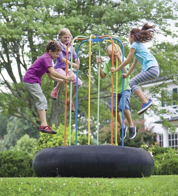 Cool Outdoor Toys For Kids  Backyard Play Structures For Older Kids