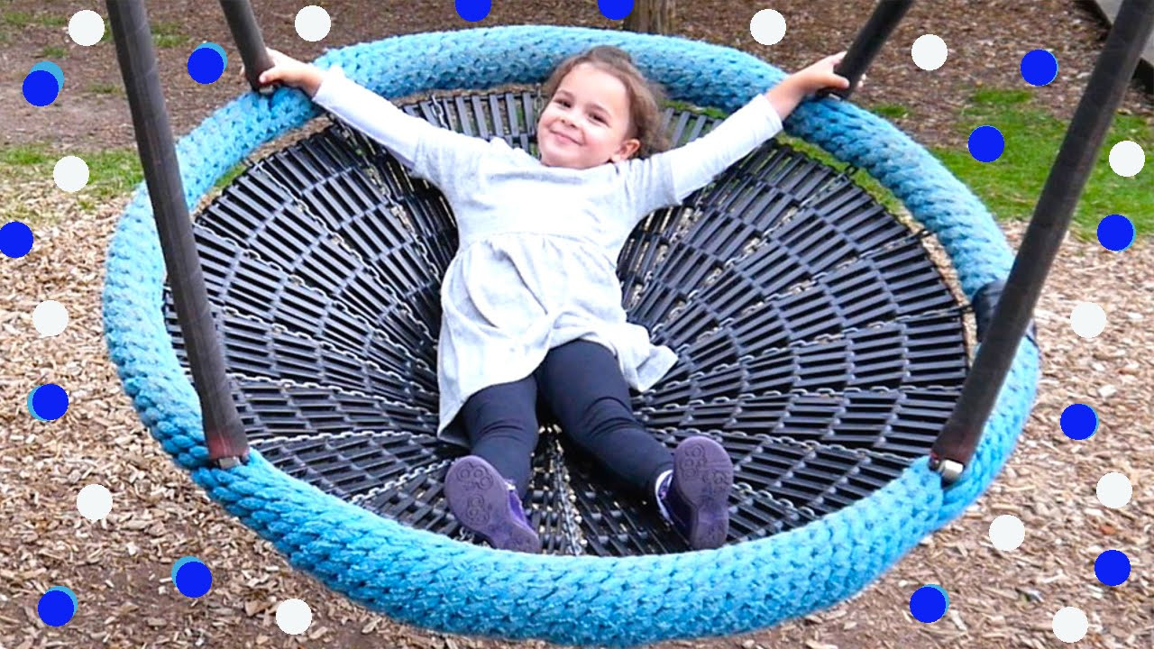 Cool Outdoor Toys For Kids  Outdoor Playground for Children in Battersea Park Zoo