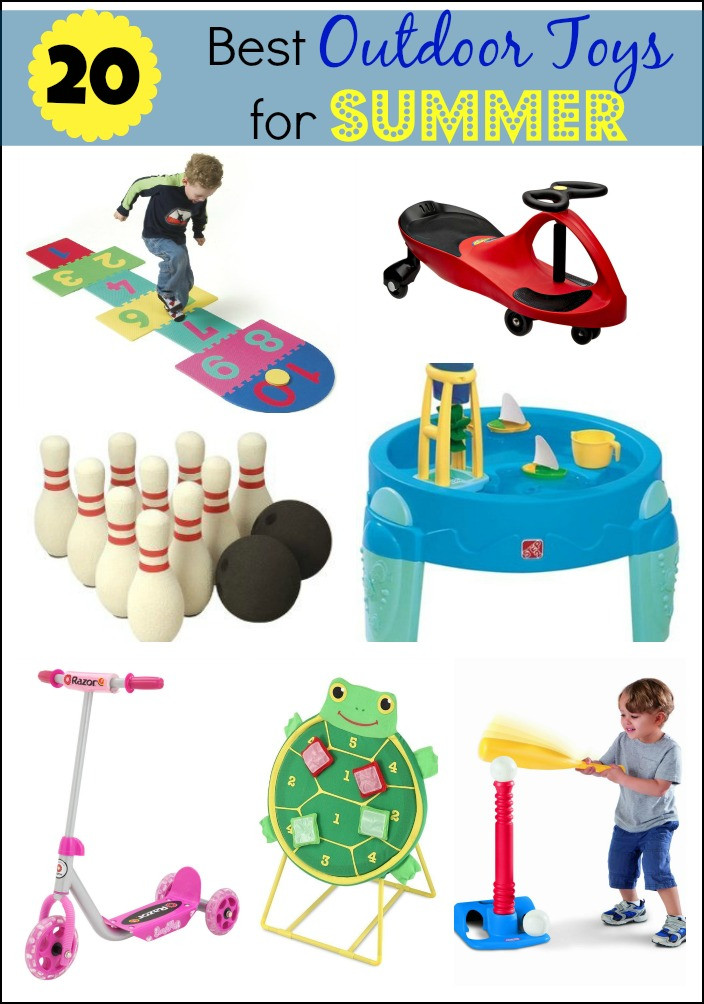 Cool Outdoor Toys For Kids  The 20 Best Outdoor Toys for Summer Mess for Less