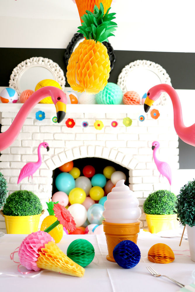 Cool Summer Party Ideas  10 Fun Summer Party Ideas for Kids Petit & Small
