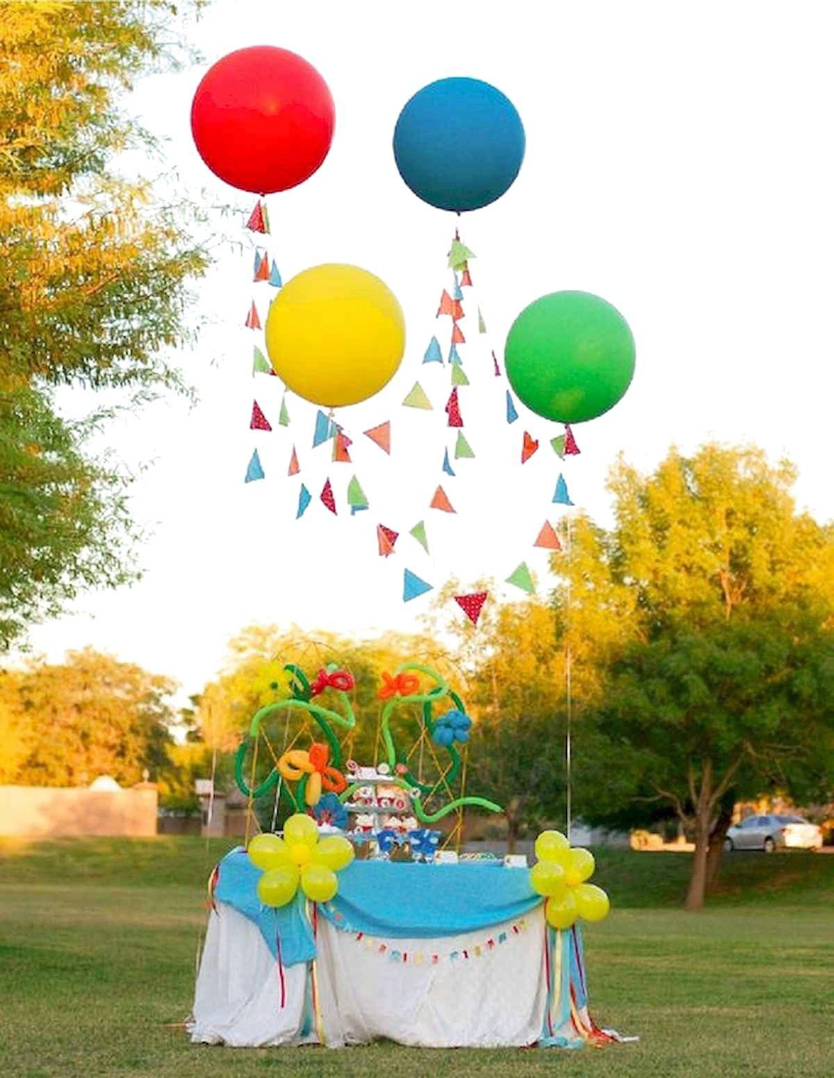 Cool Summer Party Ideas  63 Cool Outdoor Summer Party Decorations Ideas