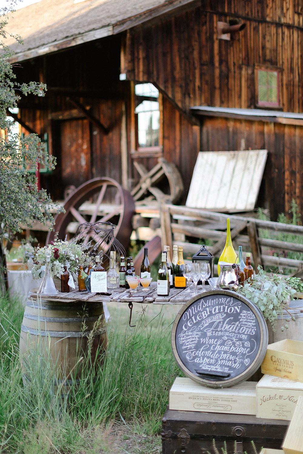 Country Themed Wedding Favors  10 Ideas for a Chic Country Themed Wedding crazyforus