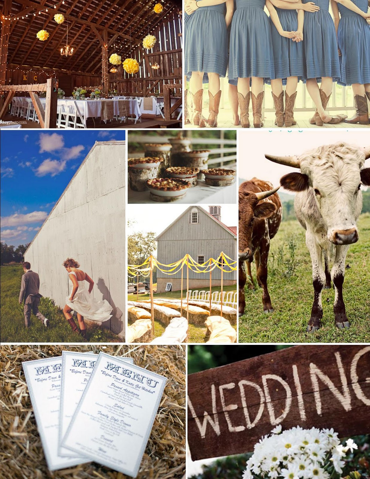 Country Themed Wedding Favors  Memorable Wedding Trendy Ideas for Planning a Country Wedding
