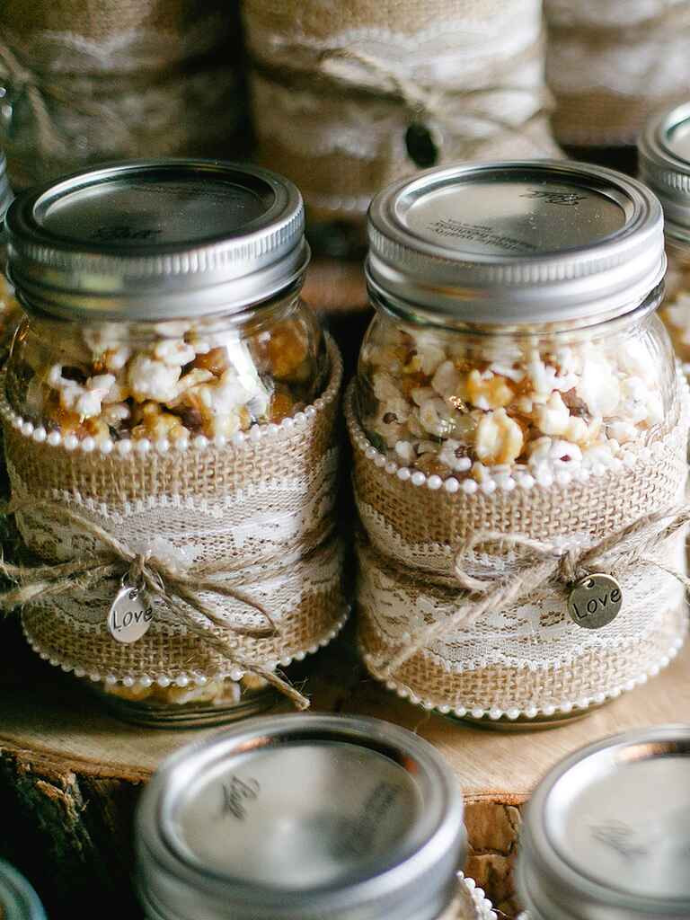 Country Themed Wedding Favors  15 Favor Ideas for a Rustic Wedding