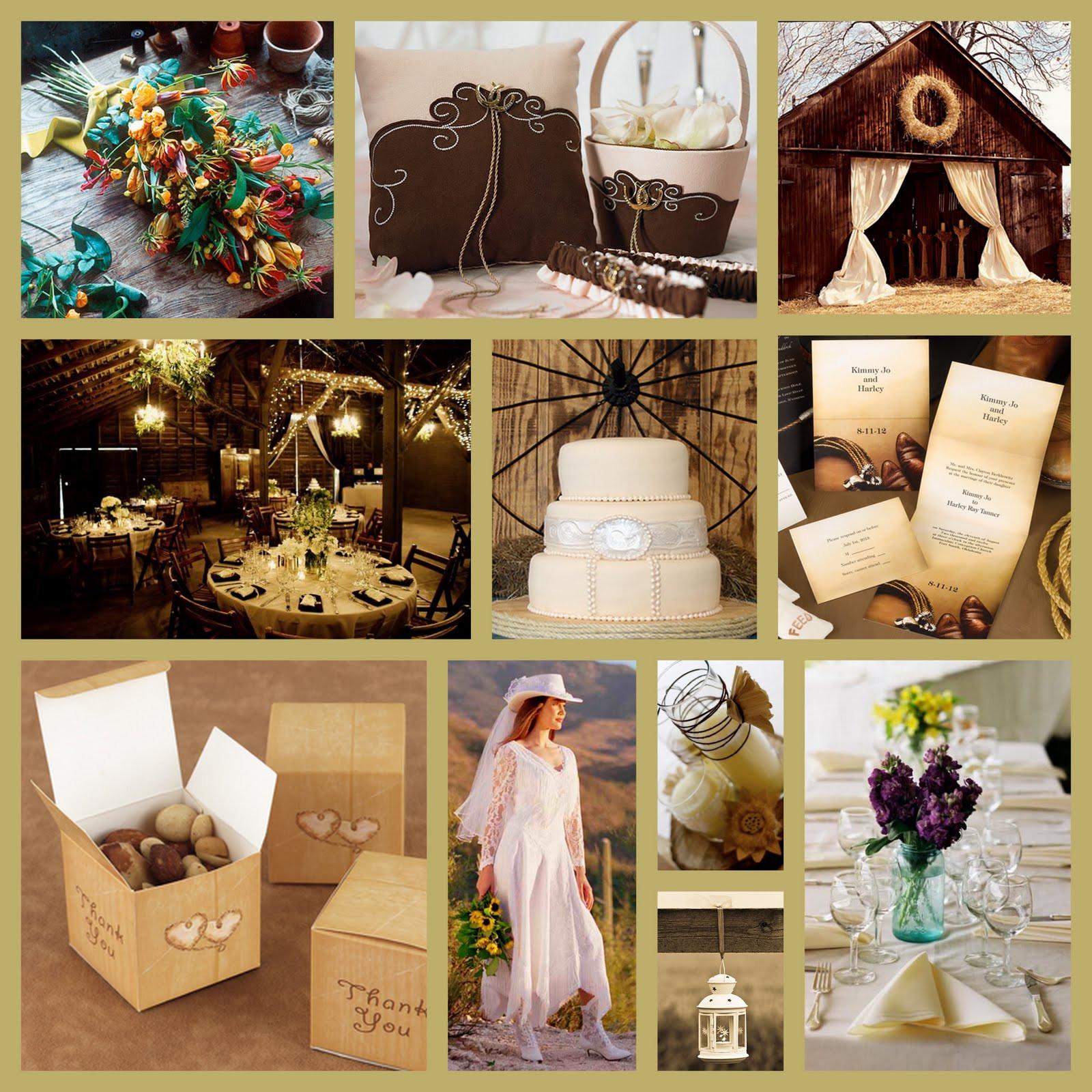 Country Themed Wedding Favors  Premier Bride Magazine Texas Wedding Theme Western