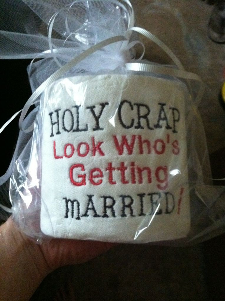 Couples Gag Gift Ideas  Wedding gag t