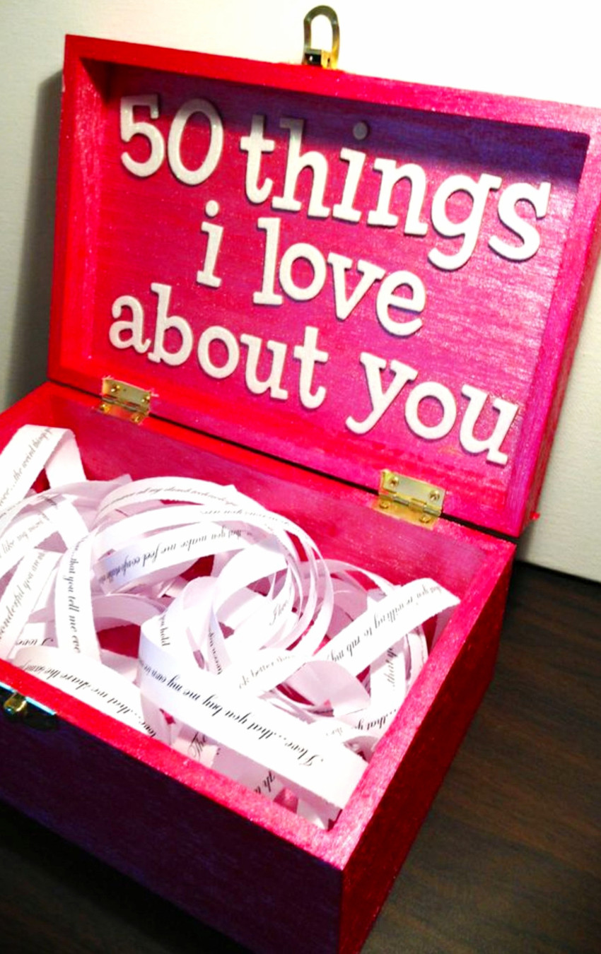 Couples Gift Ideas For Him  26 Handmade Gift Ideas For Him DIY Gifts He Will Love