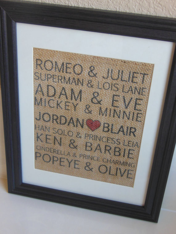 Couples Gift Ideas For Him  25 Sweet Gifts for Him for Valentine s Day