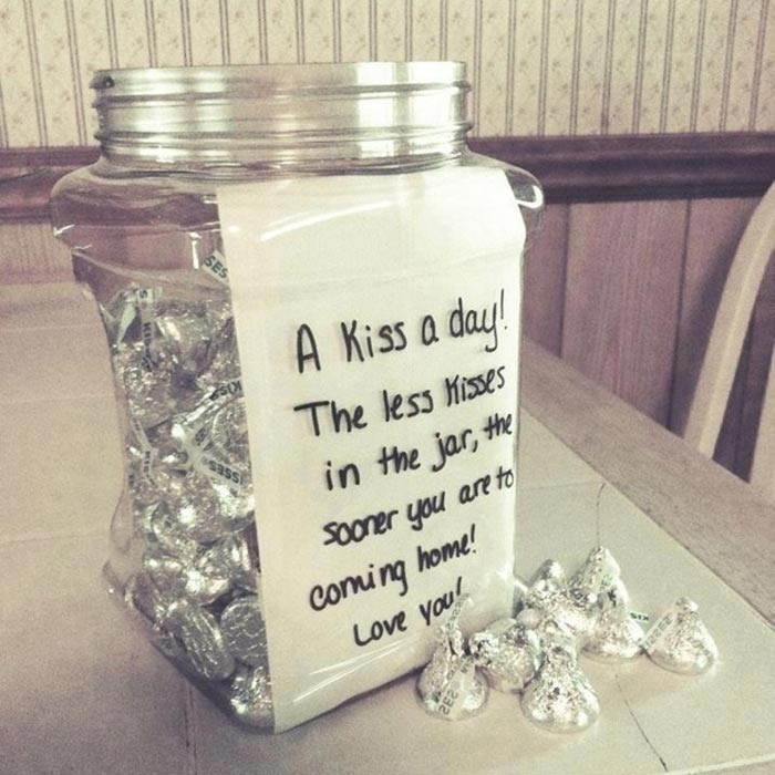 Couples Gift Ideas For Him  12 DIY Gift Ideas For Couples In A Long Distance Relationship