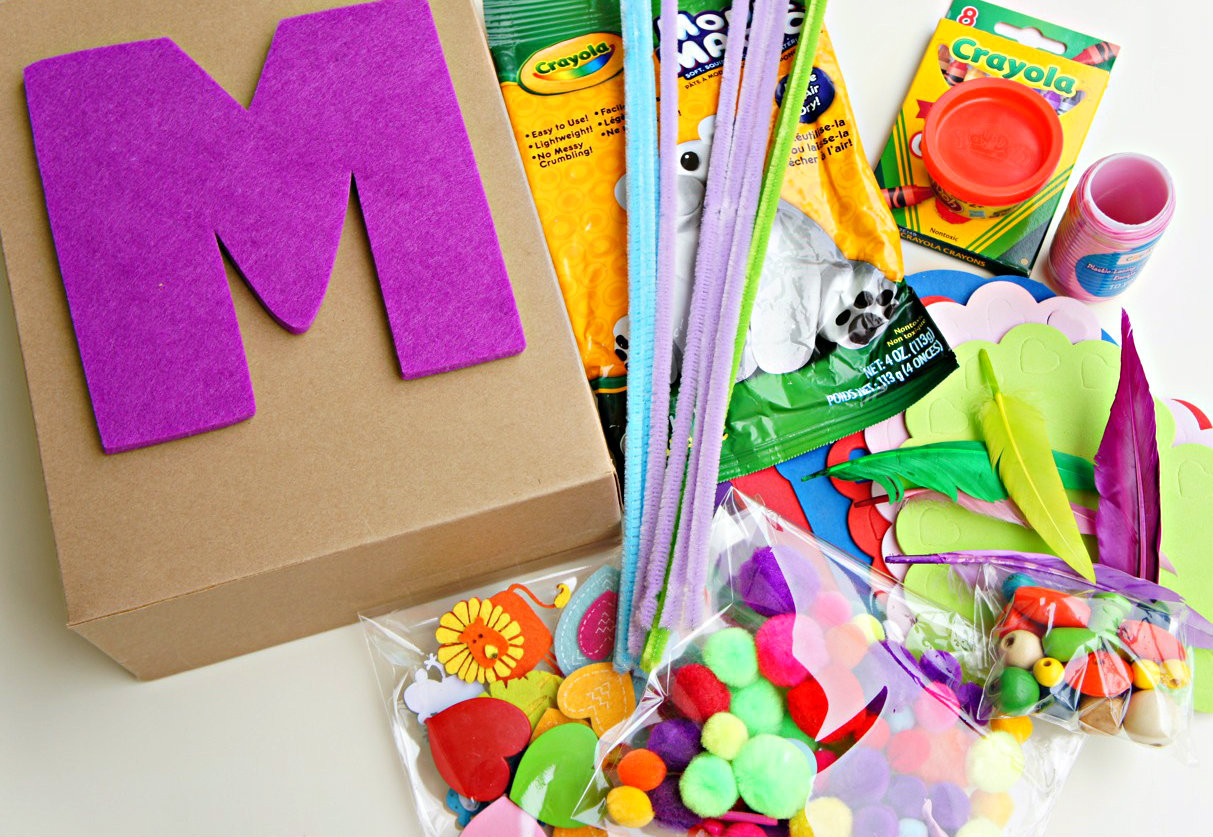 Crafts Kits For Kids  DIY Arts and Crafts Kits for Kids – Bebe and Bear