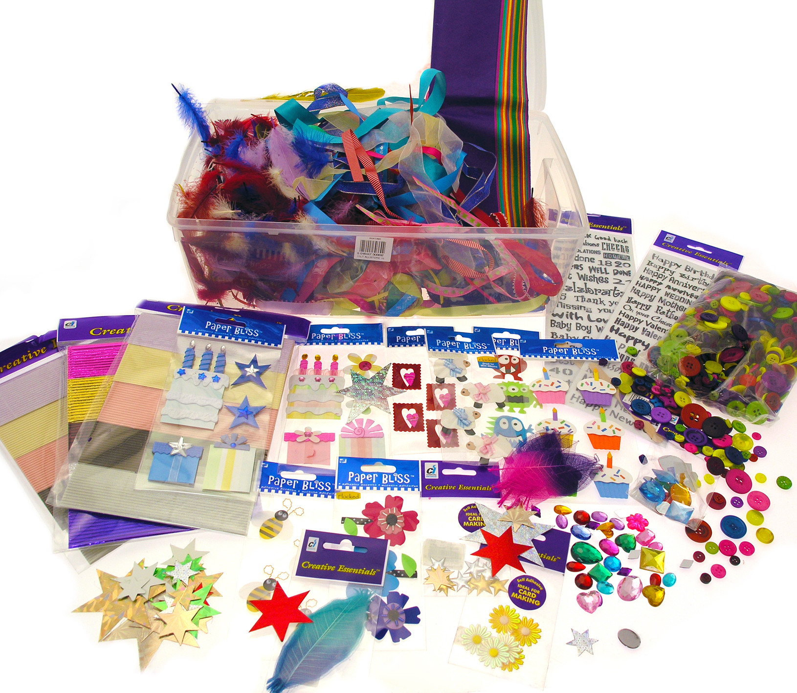 Crafts Kits For Kids  Bumper craft kits ideal for a crafty kids party