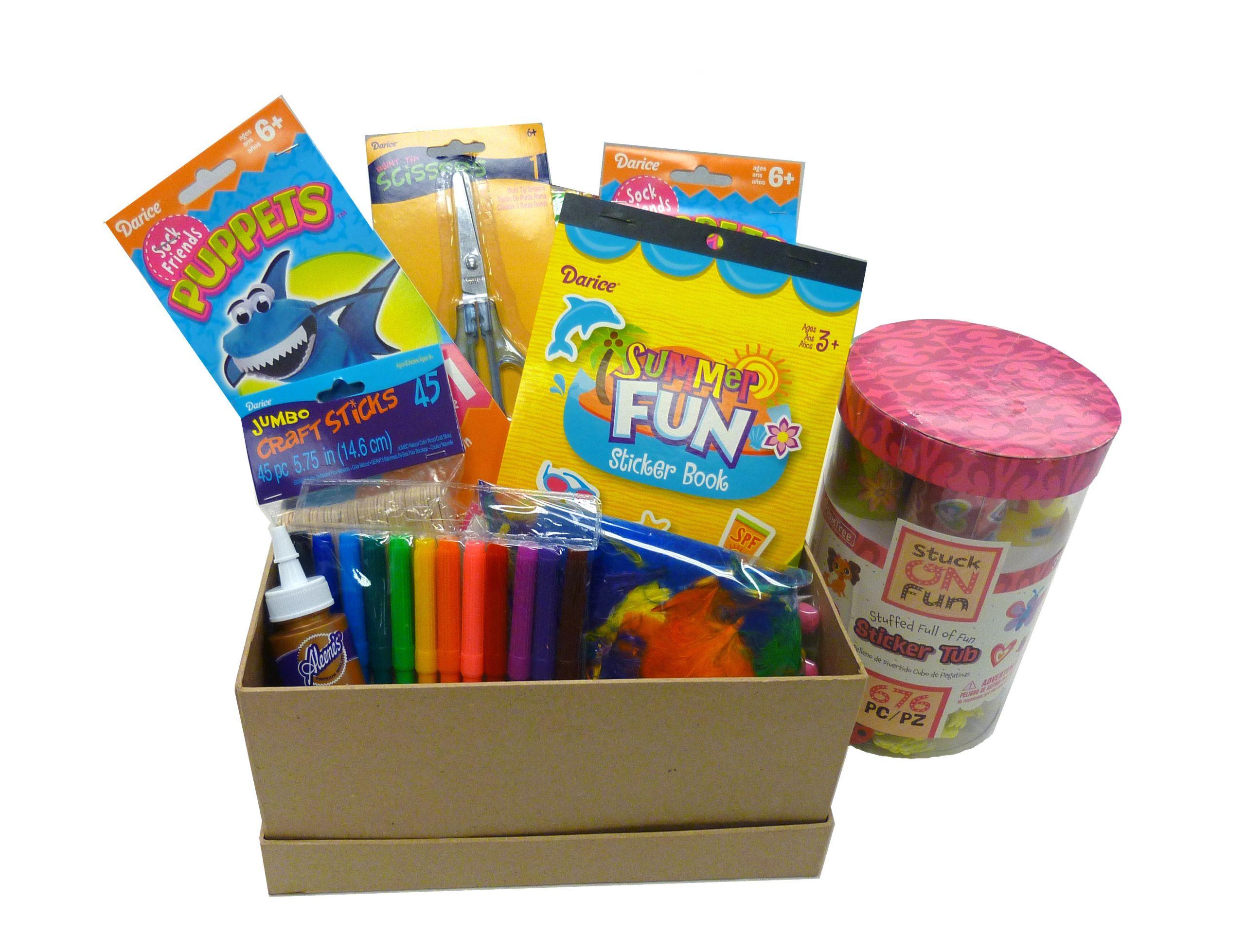 Crafts Kits For Kids  Kids Crafts for Summer Camp