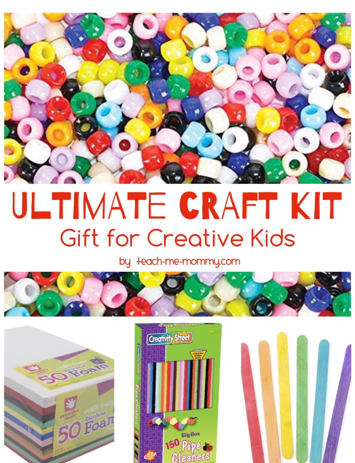 Crafts Kits For Kids  The Ultimate Craft Kit for Creative Kids Teach Me Mommy