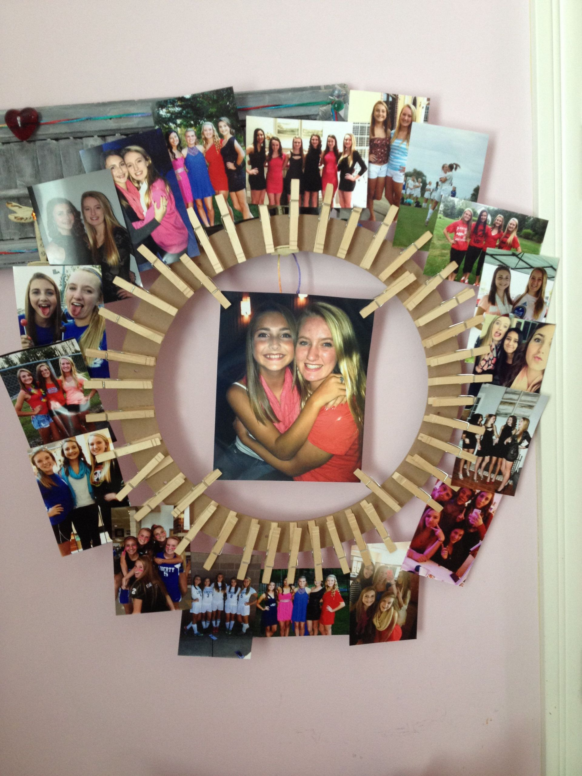 Creative Gift Ideas For Best Friend  Fun collage for your best friend